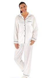 Coco szatén női pizsama