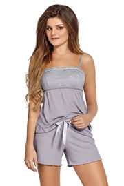 Colette elegáns női pizsama