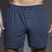 CORNETTE Comfort Blue Tyrkys férfi alsónadrág