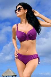 Jimbaran kétrészes női fürdőruha, purple