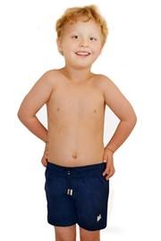 Leonard Navy Blue fiú fürdőnadrág
