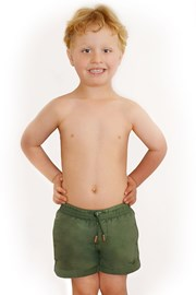 Leonard Salvia fiú fürdőnadrág