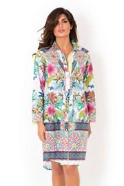 Olasz női ing szabású ruha David Beachwear Rajasthan