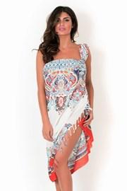 Strandkendő, pareo az olasz David Beachwear márkától, Jaipur 180x106 cm