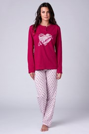 Jersey dream női pizsama