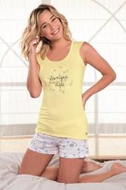 Onirique női pizsama, rövid
