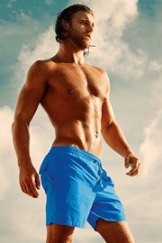 DAVID 52 Edgar Zaffiro férfi úszóshort