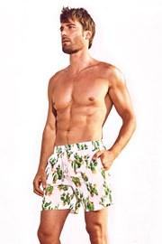 DAVID 52 Cactus férfi úszóshort