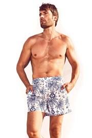 DAVID 52 Blue Sky Caicco férfi úszóshort