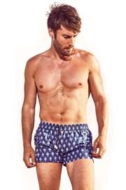 DAVID 52 Tie Print Odyssea férfi úszóshort