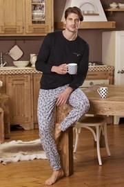 COTONELLA Abramo férfi pizsama