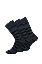 Demertz alkalmi zokni, 3 pár 1 csomagban