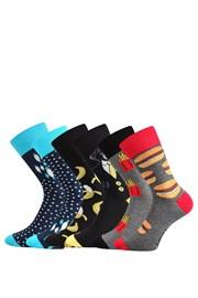 Doble MixD minden zokni más 3 pár egy csomagban