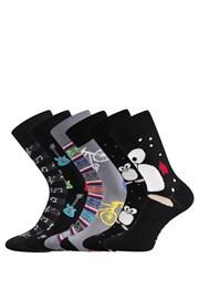 Doble MixC minden zokni más 3 pár egy csomagban