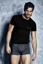 ENRICO COVERI Valerio2 férfi szett - póló és boxeralsó