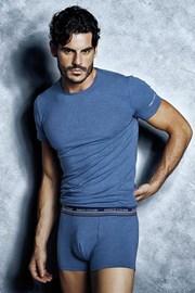 ENRICO COVERI Christian2 férfi szett - póló és boxeralsó