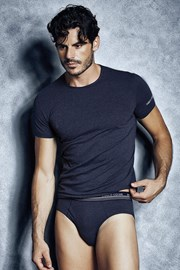 ENRICO COVERI Davide1 férfi szett - póló és férfi alsó