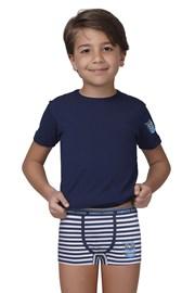 Enrico Coveri fiú alsónemű szett - póló és boxeralsó