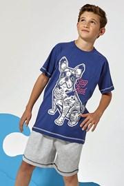 Hipster fiú pizsama
