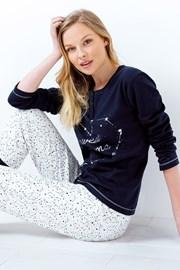 Sweet dreams női pizsama, kék