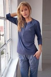 Juliet női pizsama, kék