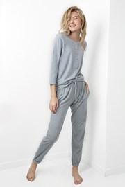 Juliet női pizsama, szürke