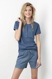 Joslin női pizsama, kék