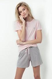 Caprice női pizsama, rózsaszín