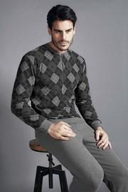 ENRICO COVERI 5043GM férfi pizsama