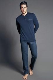 Max olasz férfi pizsama