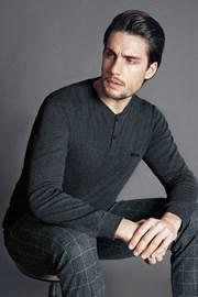 Vincent olasz férfi pizsama