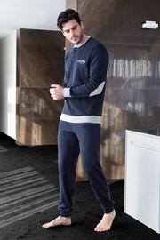 ENRICO COVERI Sport férfi pizsama