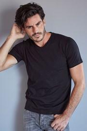 ENRICO COVERI 1111 férfi póló, bővebb fazon
