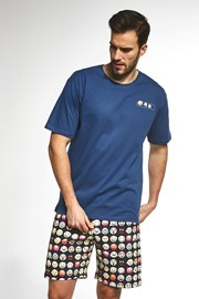 Emoticon férfi pizsama