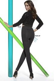 Ginger mid-alakformáló legging push-up hatással