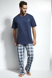 CORNETTE Great Outdoors Blue férfi pizsama