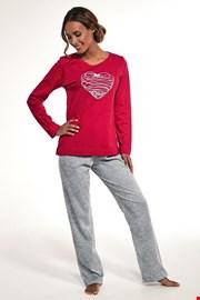 Heart pamut női pizsama