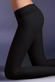 Exclusiv csípő fazonú női harisnyanadrág - 20 DEN