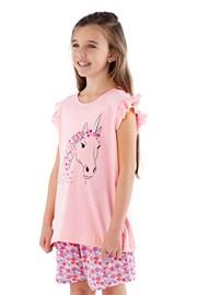 Polly lányka pizsama, rövid