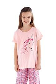 Polly lányka pizsama, hosszú