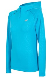4F Run Dry Control - női sport szabadidőfelső