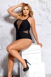 Carlota egyrészes női fürdőruha