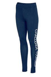 4f Challenge Blue női sportlegging