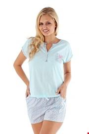 Floral női pizsama