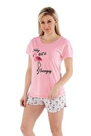 Flamazing női pizsama, rövid