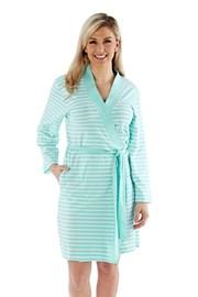 Kimono női köntös, mentazöld