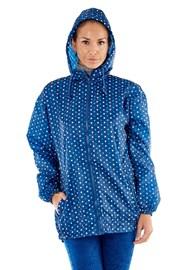 PROCLIMATE Blue vízálló dzseki, zsebébe elcsomagolható