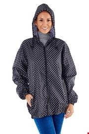 PROCLIMATE Daisy vízálló dzseki, zsebébe elcsomagolható