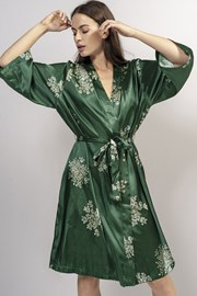 Lauren Green luxus köntös