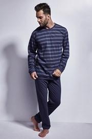 CORNETTE Stripes férfi pizsama